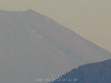 131027-富士山 朝 (5)