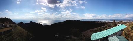 140105-日本平  海側パノラマ