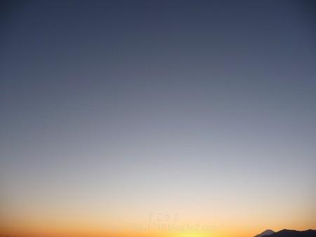 140119-富士山(夕) (1)