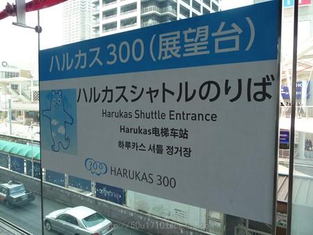 140307-ハルカス300 2階入口 (1)
