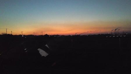 夕焼けが素敵´¬`*