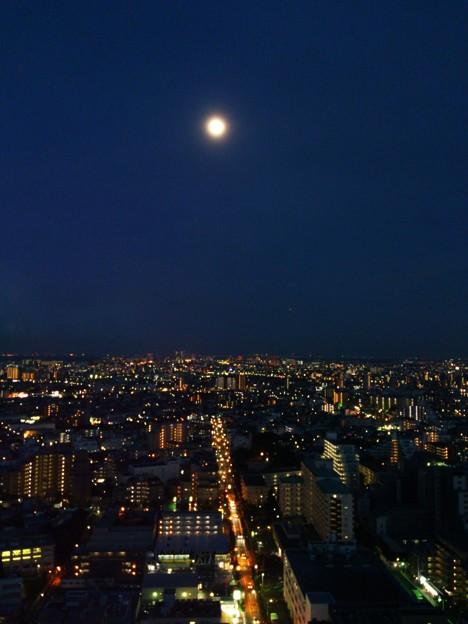 Photos: 月夜。。。