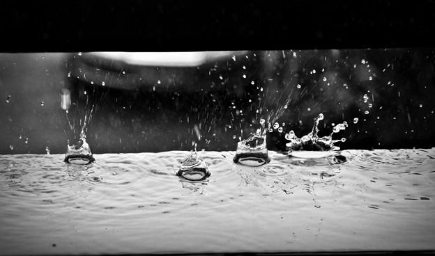 Rainy dance