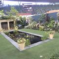 オードリーが愛した庭全景