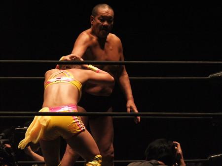 DDT 武道館ピーターパン 〜DDTの15周年、ドーンと見せます超豪華4時間SP!〜  日本武道館 (6)