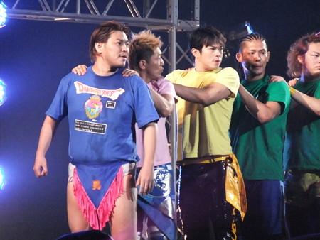 DDT 武道館ピーターパン 〜DDTの15周年、ドーンと見せます超豪華4時間SP!〜  日本武道館 (15)