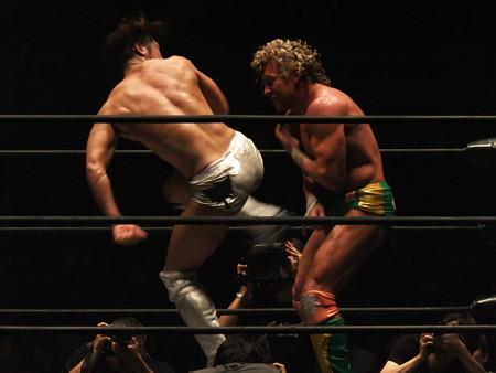 DDT 武道館ピーターパン 〜DDTの15周年、ドーンと見せます超豪華4時間SP!〜  日本武道館 (25)