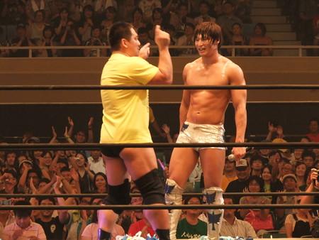 DDT 武道館ピーターパン 〜DDTの15周年、ドーンと見せます超豪華4時間SP!〜  日本武道館 (26)
