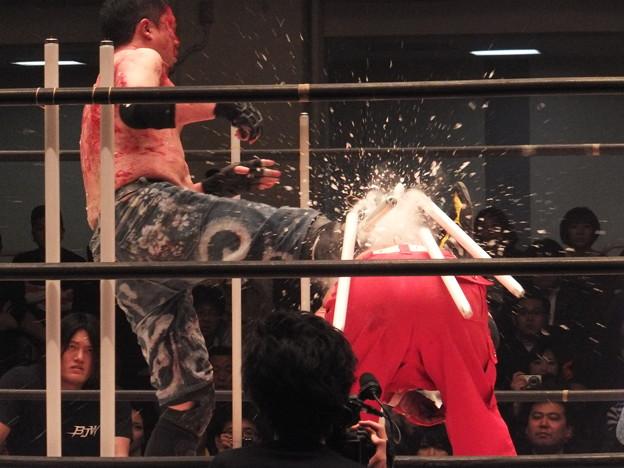 Photos: 大日本プロレス  後楽園ホール 20130330 (30)
