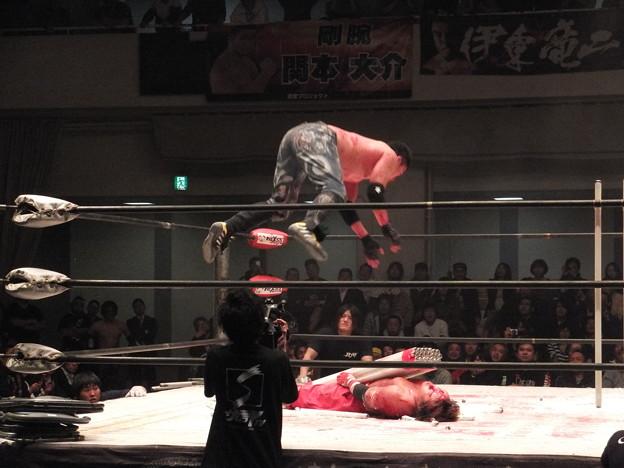 Photos: 大日本プロレス  後楽園ホール 20130330 (32)