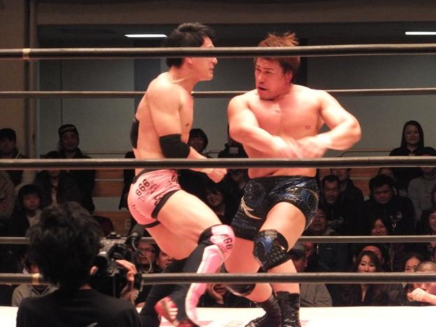 Photos: 大日本プロレス  後楽園ホール 20130330 (13)