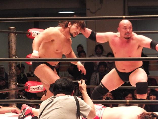 Photos: 大日本プロレス  後楽園ホール 20130330 (14)