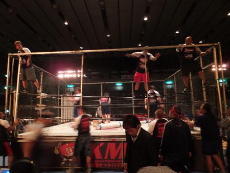 大日本プロレス BIGJAPAN DEATH VEGAS  横浜文化体育館 20131104 (18)