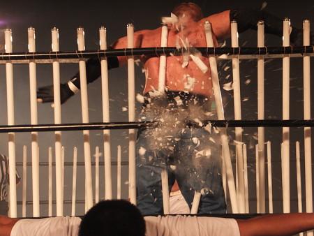 大日本プロレス BIGJAPAN DEATH VEGAS  横浜文化体育館 20131104 (3)