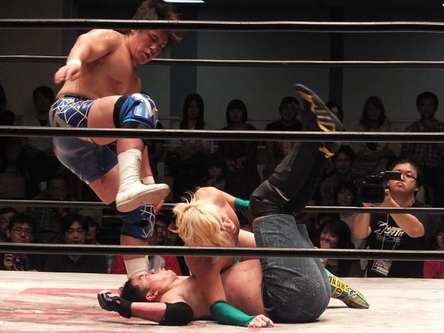 Photos: 大日本プロレス 後楽園ホール 20130925 (8)