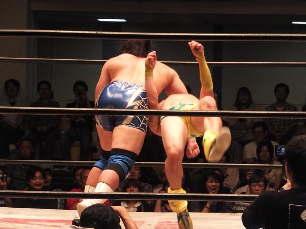 Photos: 大日本プロレス 後楽園ホール 20130925 (10)