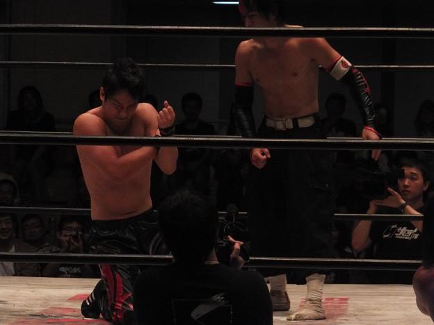 Photos: 大日本プロレス 後楽園ホール 20130925 (15)