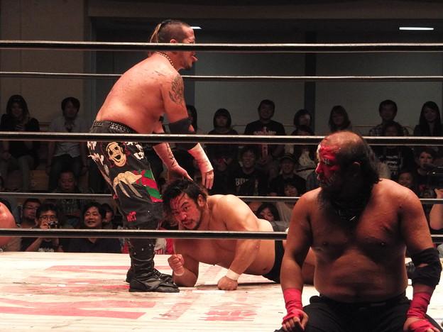 Photos: 大日本プロレス 後楽園ホール 20130925 (22)