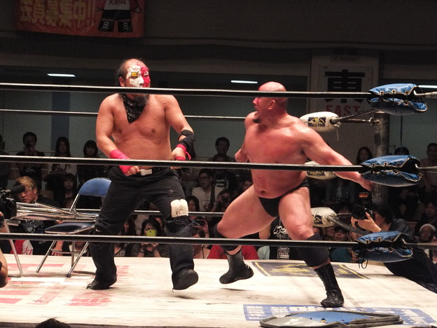 Photos: 大日本プロレス 後楽園ホール 20130925 (26)