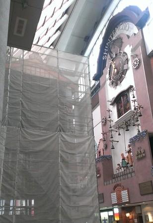 2013年飾り山おすすめ見学ルート18新天町建設中