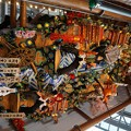 Photos: 01 博多祇園山笠 飾り山 博多駅 2013年 女戦士八重の桜写真09