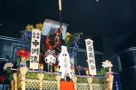 10 博多祇園山笠 2013年 中洲流 舁き山 武勇長政公 ぶゆうながまさこう 写真08