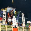 Photos: 10 博多祇園山笠 2013年 中洲流 舁き山 武勇長政公 ぶゆうながまさこう 写真08