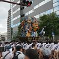 Photos: 2013年7月12日 追い山ならし 写真71走る飾り山