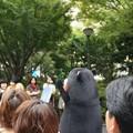Photos: 2013年7月26日 福岡市役所ふれあい広場 山鹿市観光物産展 山鹿灯籠まつり くまモン03