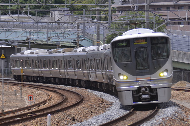 JR西日本225系6000番台 丹波路快速