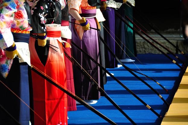2014年 大的大会(通し矢)
