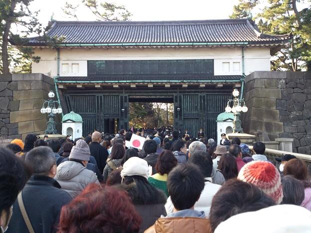 Photos: 二重橋正門