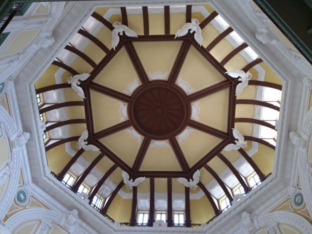 丸の内北口のドーム