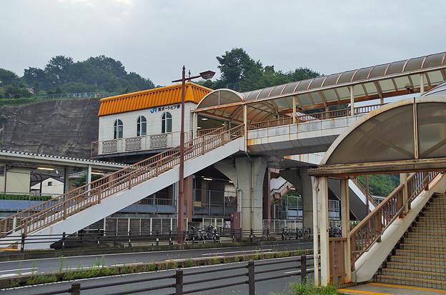 JR西日本・呉線、呉ポートピア駅...