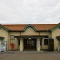Photos: 富山地鉄・立山線、五百石駅