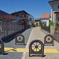 遠州鉄道・奥山線、名残駅跡