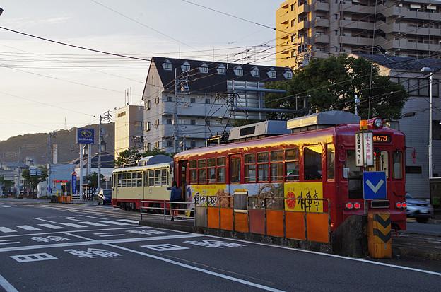 土佐電鉄、桟橋通四丁目駅