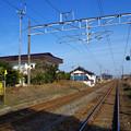 JR西日本・北陸本線、坂田駅跡