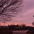 写真: 曇り空
