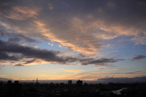 7.13の夕景01-12.07.13