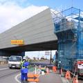 Photos: 北海道新幹線高架橋建設中11-12.10.24