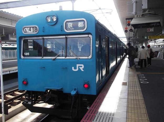 Photos: N30延命車?の京都行き