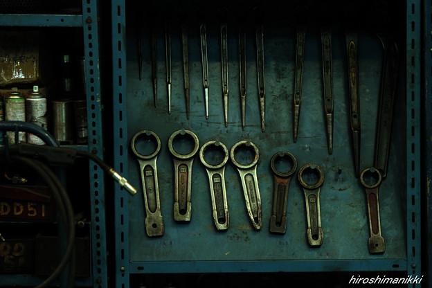JR貨物フェス 工具