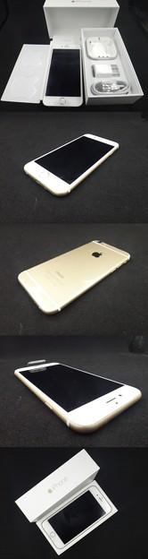 アップル Apple Iphone6 128GB ゴールド