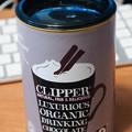 Photos: CLIPPERのドリンキングチョコレート