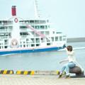 写真: 桜島フェリー