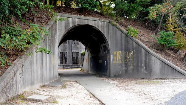 発電所前トンネル
