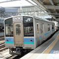 E127系 松本駅にて DSC01279_2