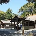 Photos: 月讀宮にて 静かにお参りです IMG_6183_2