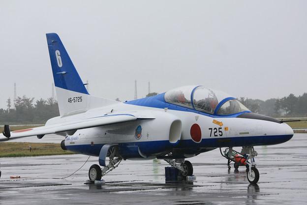 ブルーインパルス 6番機 T-4 #725 IMG_7083_2